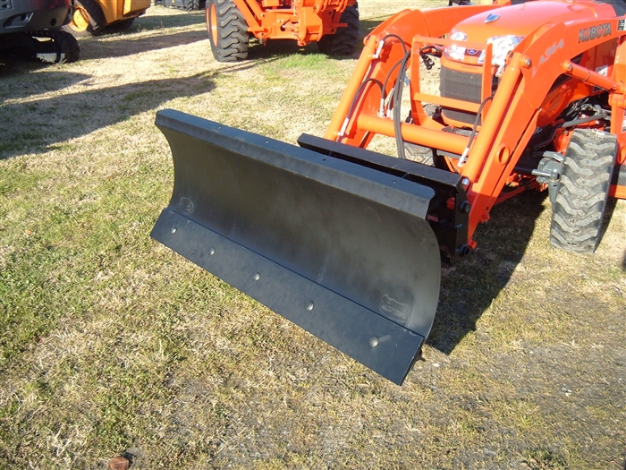 Front Blade Manual Angle For Tractors