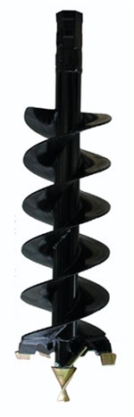 McMillen Skid Steer, Skidsteer, Auger Bits HDC Style for Difficult Ground Conditions
