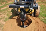"McMillen X1475 Skid Steer, Skidsteer, Planetary Auger Drive Unit, 2 9/16"" Round Output Shaft"