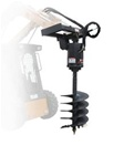 "McMillen X5075 Skid Steer, Skidsteer, High Flow Planetary Auger Drive Unit, 2"" Hex Drive"