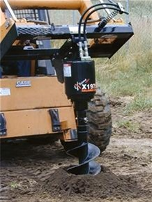 X1975W Auger Drive for TLB & Excavators