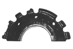 1051 Wheel Weights For Tractors - 7 Weights Weighing 1155 Lbs.