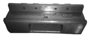 3008 Tractor Weight Bracket