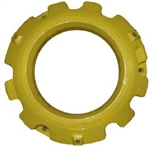 4054-2 Wheel Weights For Tractors - 2 Weights Weighing 1000 Lbs.