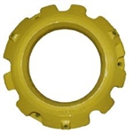 4056-2 Wheel Weights For Tractors - 2 Weights Weighing 1300 Lbs.