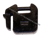 4111-Suitcase weights set of 25 weights weighing 1025 lbs