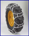Tractor Tire Snow Chain DUO214