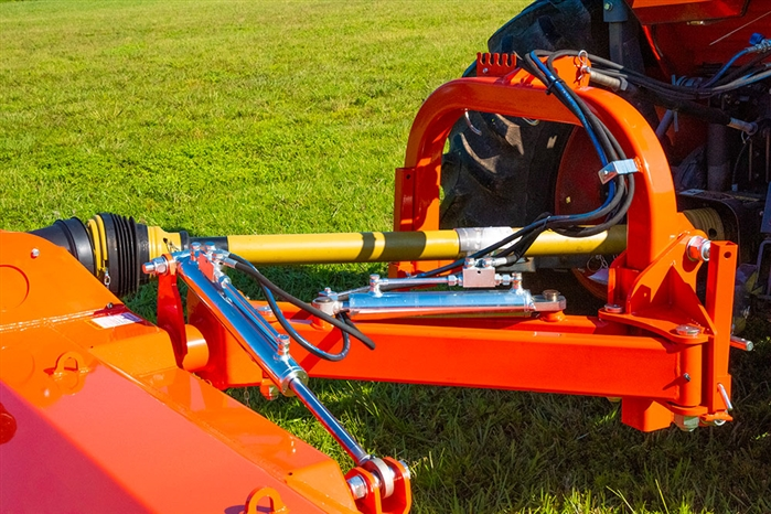 Ditch Bank Offset Flail Mowers