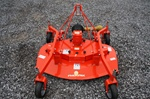 "Phoenix M48-S Tractor Finish Mower 48"", PTO driven, Rear Discharge, Solid Tires"