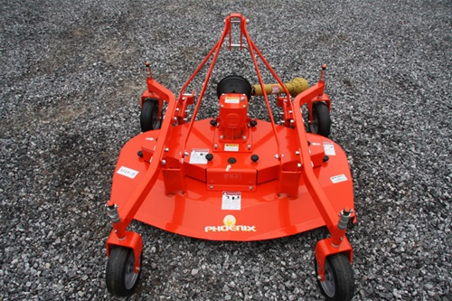 Phoenix M48-S Tractor Finish Mower 48, Rear Discharge