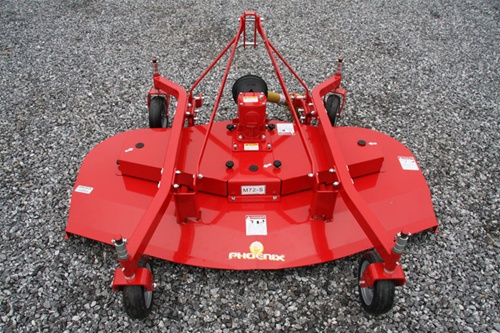 Phoenix M72-S Tractor Finish Mower 72, Rear Discharge