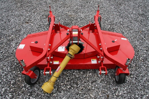 Wheel Horse Garden Tractor With Pto And 3 Point : Phoenix m s tractor finish mower quot pto driven