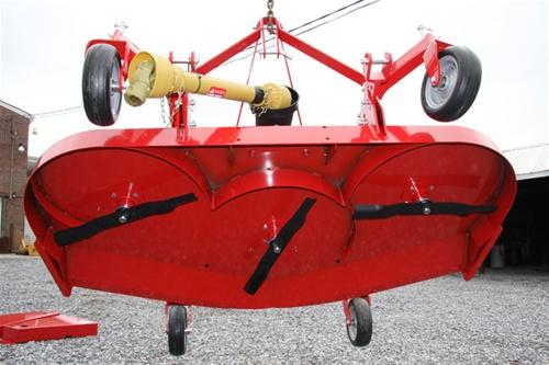 Phoenix M72-S Tractor Finish Mower 72, Rear Discharge