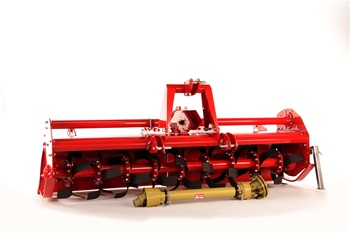 "Phoenix T20-GE Series Heavy Duty 80"" 3 Point Hitch, Tractor PTO Driven Rotary Tiller from Sigma"