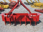 "Tractor Pulverizer, Yard Tool 48"" Southern Single Roller Big Tooth"