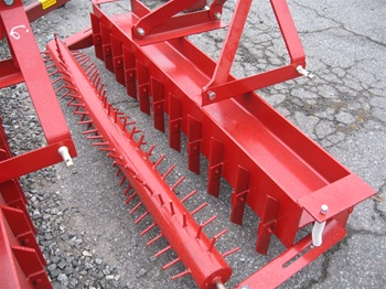 "Tractor Pulverizer, Yard Tool 72"" Southern Single Roller Big Tooth"