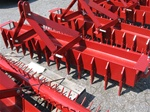 "Tractor Pulverizer, Yard Tool 84"" Southern Single Roller Big Tooth"