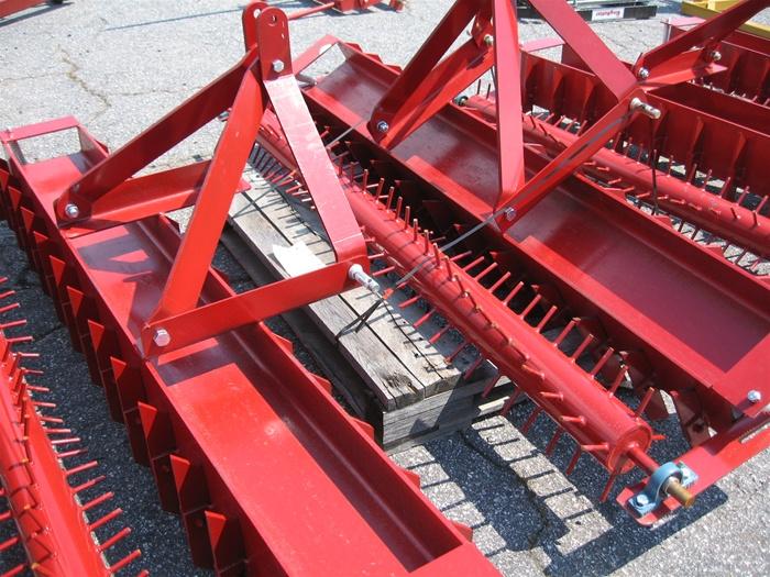 Tractor Pulverizer Yard Tool 84 Quot Southern Single Roller