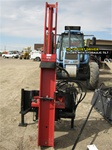 Shaver Post Driver - Model HD-10 Tractor 3pt Hitch Hydraulic Post Driver, category 2