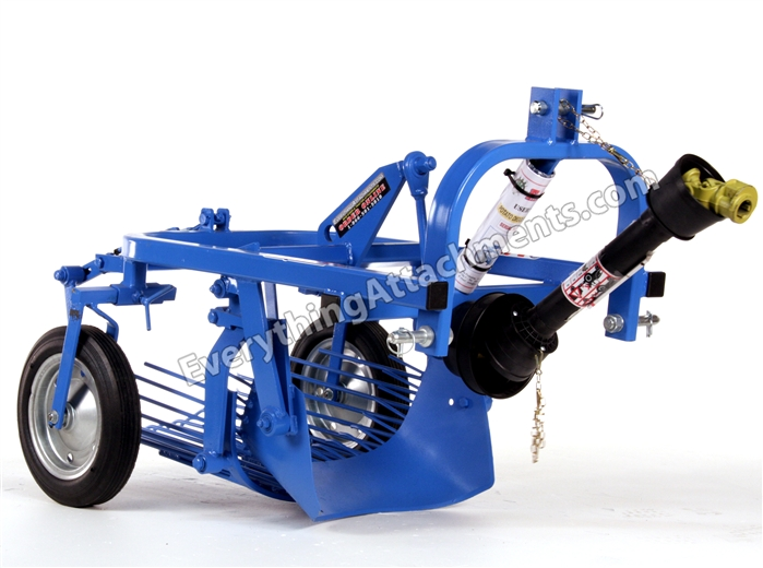 PTO Powered Potato Digger