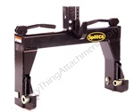 Tractor 3 point quick hitch by Speeco