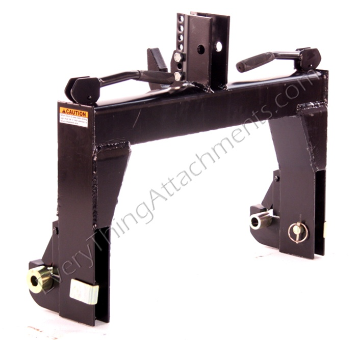 Speeco Category 1, 3 point Quick Hitch