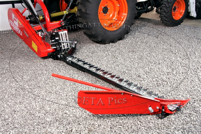Feraboli Rossi Farm Maxx Sickle Bar Mower Tractor 3 Point