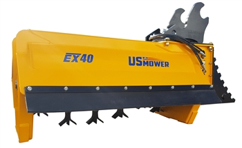 US Mower EX40 Flail Mower For Excavators