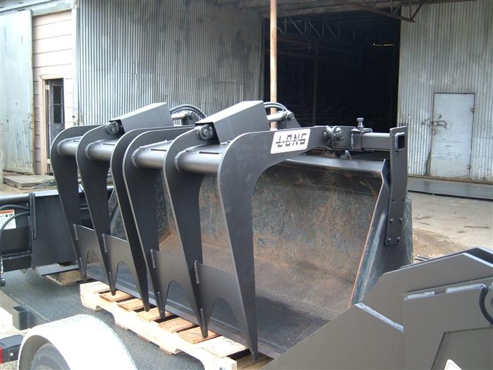 For Farm Tractor Grapple Bucket – Rivercitygranitestl com