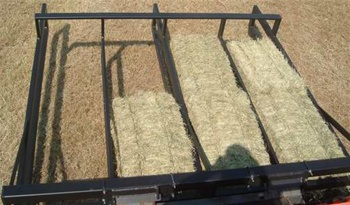 WR Long Hay Accumulator. Free shipping within 1,000 miles.