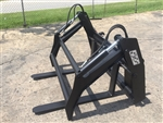 W R Long Fork Lift Grapple with lift capacities up to 3,500 lbs