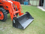 Tractor 4 in 1 multi purpose Bucket for Tractor Loaders