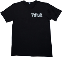 Youth V neck T Shirt with DTBR logo on front