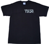 Youth crew neck T Shirt with DTBR logo on front