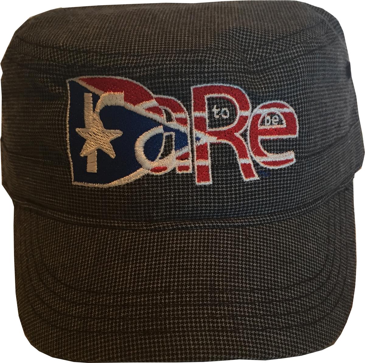 fb19bafe91b ... best price navy military hat with pr dtbr logo d62bb 00917