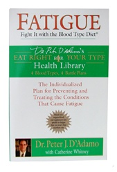 Fight Fatigue with Blood Type