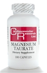 MAGNESIUM TAURATE 125 mg  (180 Caps)