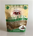 MILLET & FLAX ITALIAN HERB CHIPS