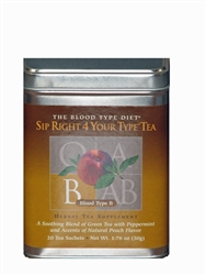 Type B - Blood Type Tea