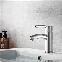 Vinnova Bliss Single-Handle Basin Bathroom Faucet