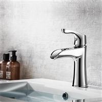 Vinnova Althea Single-Handle Basin Bathroom Faucet