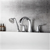 Vinnova Claudius Roman Tub Faucet with Hand-Held Shower