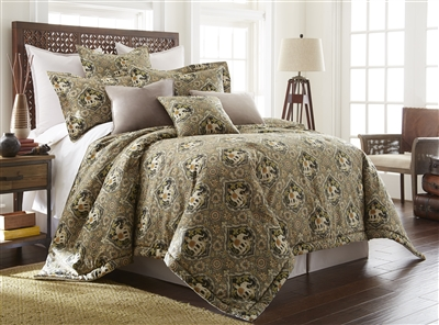 Sherry Kline Astoria 4-piece Comforter Set