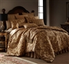 Austin Horn Classics Botticelli Brown 3-piece Duvet Set