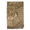 Austin Horn Classics Botticelli Brown Throw