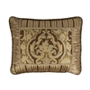 Austin Horn Classics Botticelli Brown Luxury Boudoir Pillow