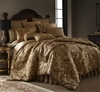 Austin Horn Classics Botticelli Brown 3-piece Luxury Duvet Set
