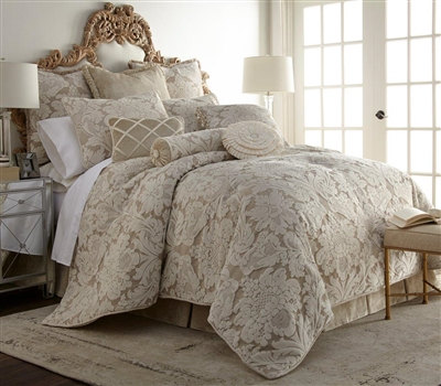 Austin Horn Classics Brighton Luxury 3-piece Comforter Set