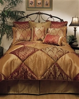 Sherry Kline Chateau Royale 3-piece Duvet Set