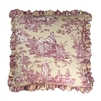 Sherry Kline Country Sunset Euro Sham Main Ruffles